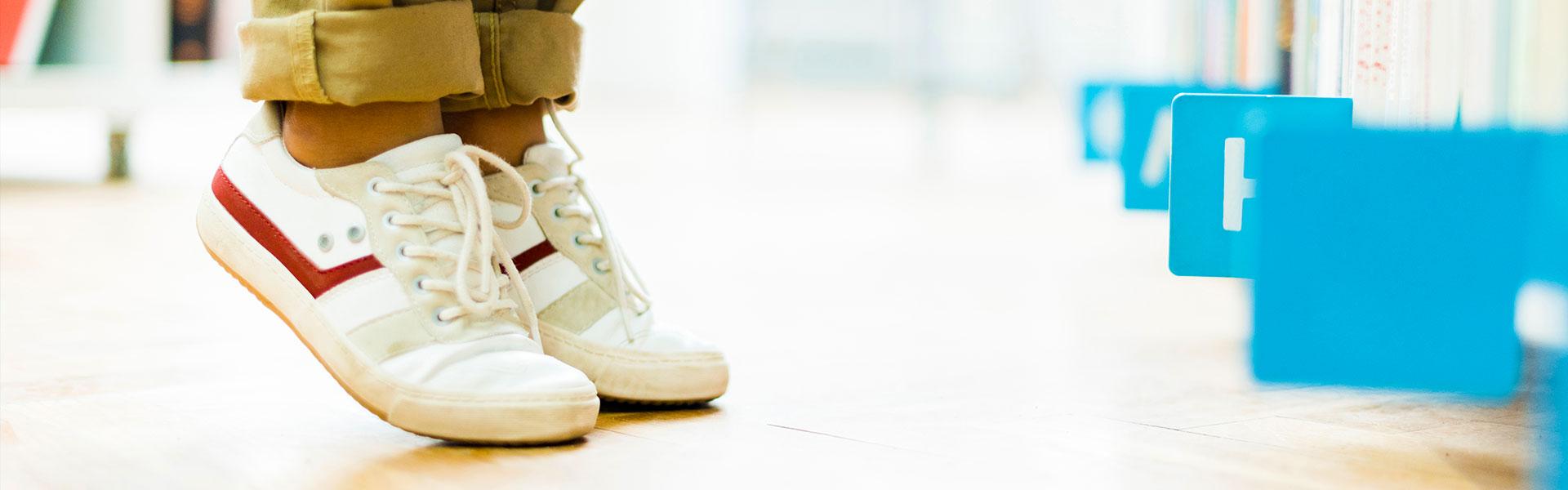 Βάδιση στις μύτες των ποδιών Ιωάννης Δελνιώτης